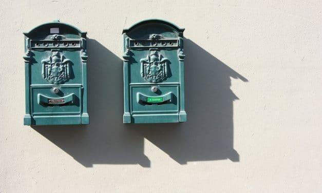 Plaque boite aux lettres : nos conseils avant d'en acheter !